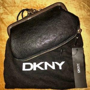 DKNY Double Frame Coin Purse